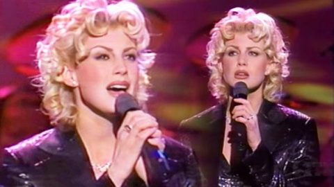 Faith Hill – It Matters To Me (LIVE 1997) (WATCH) | Country Music Videos