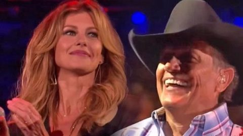 George Strait and Faith Hill – A Showman's Life (Live) (VIDEO) | Country Music Videos