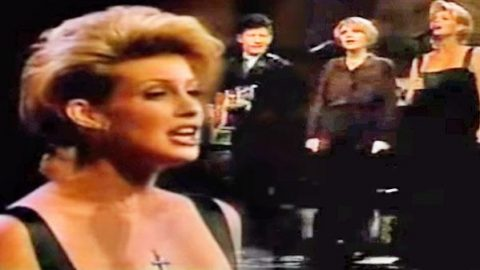 Faith Hill, Alison Krauss, Ricky Skaggs and Lyle Lovett – White Freightliner Blues (LIVE)   Country Music Videos