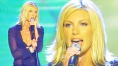 Faith Hill – Breathe (Grammy Awards 2001) (WATCH) | Country Music Videos