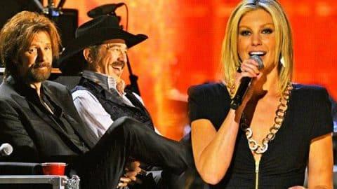 Faith Hill – Long Goodbye (Brooks & Dunn Last Rodeo) | Country Music Videos