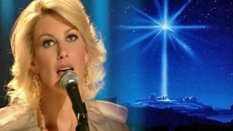 Faith Hill – O Holy Night (LIVE) (VIDEO) | Country Music Videos
