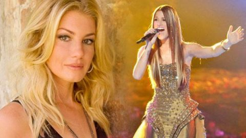 "Cassadee Pope Covers Faith Hill's ""Cry"" (WATCH) 