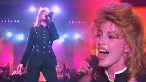 Faith Hill – Wild One (Hot Country Jam '94) | Country Music Videos