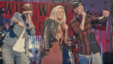 Florida Georgia Line's New Music Video Is A Rollercoaster Ride With Unfortunate Ending | Country Music Videos