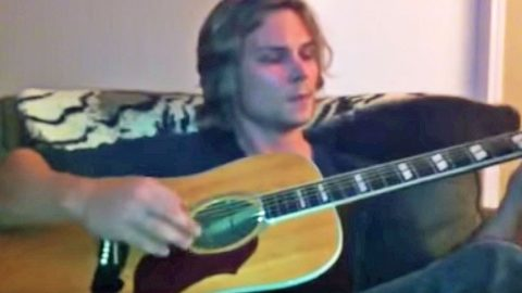 Before He Was Famous, This Young Country Singer Made A Noteworthy Cover Of 'Curtis Loew' | Country Music Videos