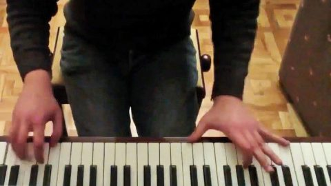 Off-Camera Musician Dazzles With Astonishing 'Free Bird' Keyboard Solo   Country Music Videos