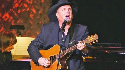How Garth Brooks Turned Tragedy Into Hope In His Inspirational Song 'We Shall Be Free' | Country Music Videos