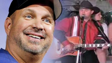 """Brennan Barrier Wows With Garth Brooks' """"Two Of A Kind (Workin' On A Full House)"""" (LIVE) (VIDEO) 