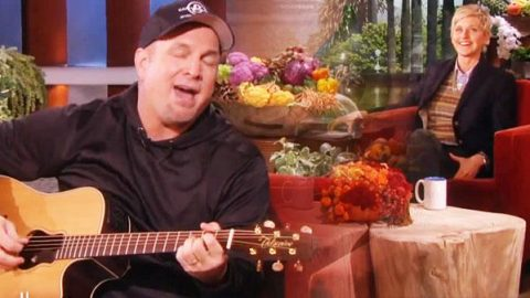 Garth Brooks – Sing Along Interview with Ellen | Country Music Videos