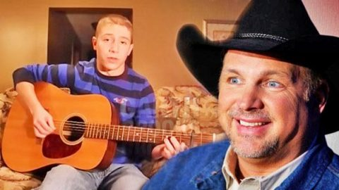 """Timothy Baker Covers Garth Brooks' """"The Thunder Rolls"""" (VIDEO)   Country Music Videos"""