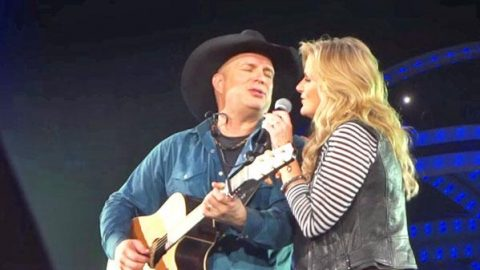 Garth Brooks and Trisha Yearwood – Walkaway Joe (LIVE) (WATCH) | Country Music Videos