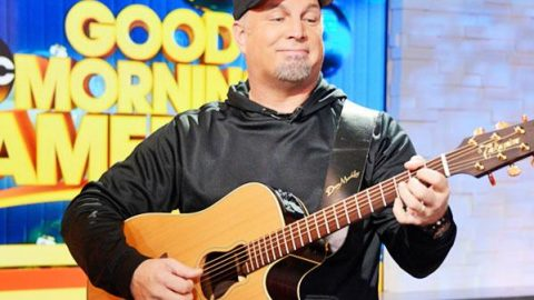 Garth Brooks Makes Surprise Announcement on Good Morning America (VIDEO) | Country Music Videos