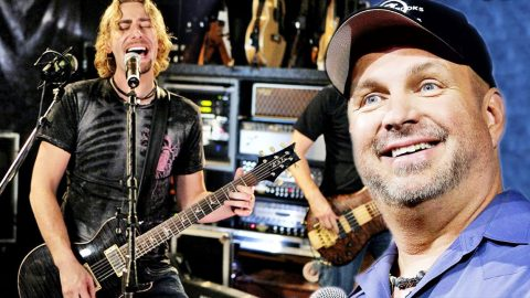 Nickelback Covers 'Friends In Low Places' And The Result Is