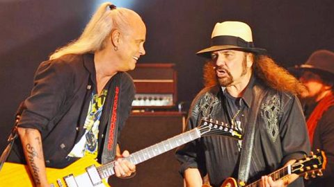 Gary Rossington & Rickey Medlocke Open Up About How They Conquered Skynyrd's Tragic Past | Country Music Videos