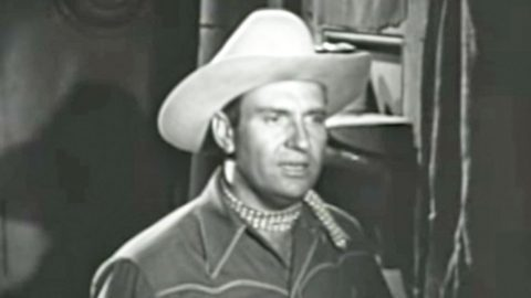 Gene Autry Performs Haunting Western Classic 'Ghost Riders In The Sky' | Country Music Videos