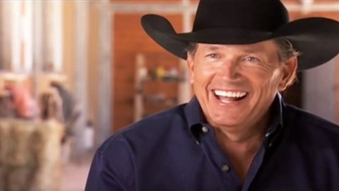George Strait's 65th Birthday To Serve As Record Breaking Event   Country Music Videos