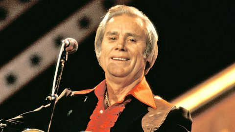 George Jones Great Grandson Is His Spitting Image In Halloween Costume Made Likeness