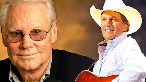 Country Legends Pay Tribute To George Jones With Breathtaking Covers Of 'The Grand Tour' | Country Music Videos