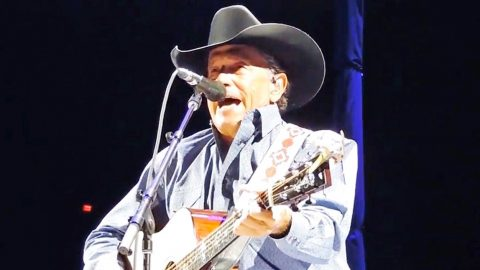 Country Meets Rock & Roll In George Strait's Energized Cover Of Tom Petty Track | Country Music Videos