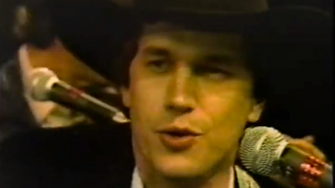 George Strait – Down And Out | Country Music Videos