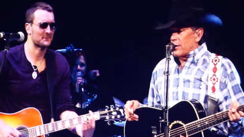 George Strait & Eric Church – Cowboys Like Us | Country Music Videos