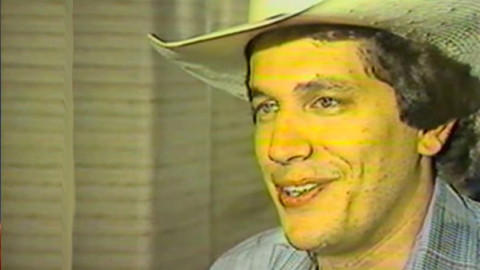 George Strait: Unseen For 30 Years, One of His Earliest Interviews! | Country Music Videos