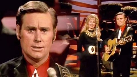 George Jones and Tammy Wynette – Take Me (Live) (VIDEO) | Country Music Videos