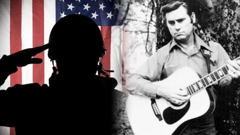 George Jones – Star Spangled Banner (VIDEO) | Country Music Videos