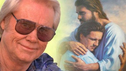 George Jones – He's So Good To Me (WATCH) | Country Music Videos
