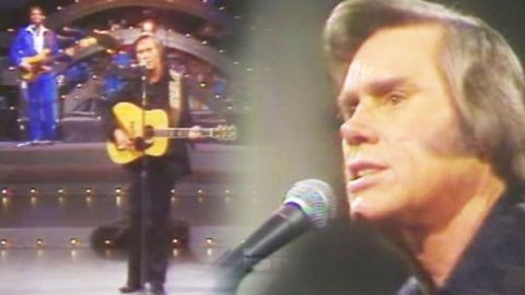 George Jones – He Stopped Loving Her Today (LIVE) (VIDEO) | Country Music Videos