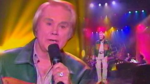 George Jones – High-Tech Redneck (LIVE) (VIDEO) | Country Music Videos