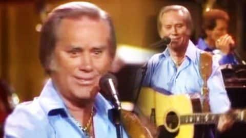 George Jones – No Show Jones (LIVE Performance) | Country Music Videos