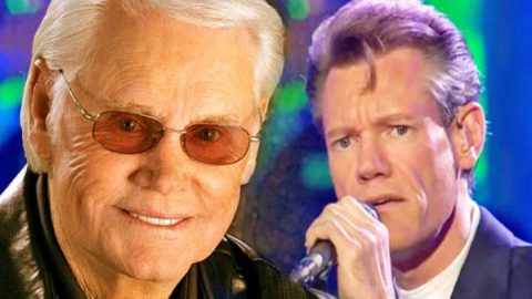 """Randy Travis Wows With George Jones' """"Once You've Had The Best"""" (WATCH) 