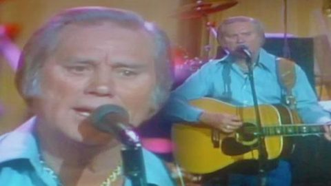 George Jones – Who's Gonna Fill Their Shoes (LIVE) | Country Music Videos