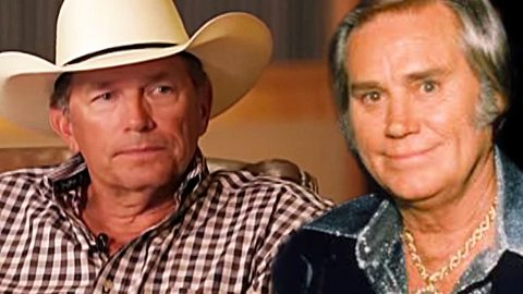 George Strait Mournfully Remembers His Influential Icon George Jones   Country Music Videos