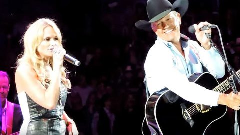Miranda Lambert Shocks George Strait With Sweet Story After Unforgettable Duet | Country Music Videos