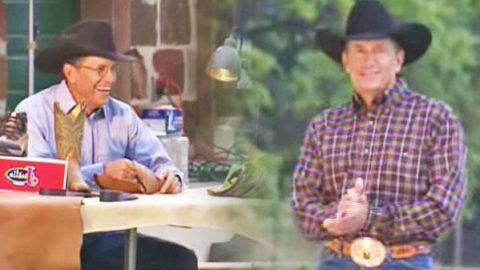 George Strait – Justin Boots Photo-Shoot (Behind the Scenes) (WATCH) | Country Music Videos
