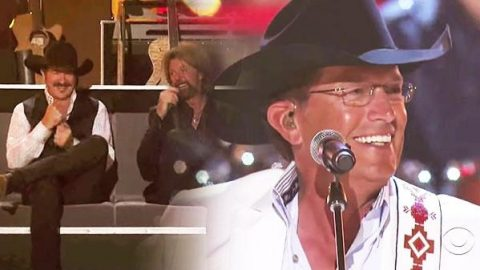 George Strait – Boot Scootin' Boogie (Brooks & Dunn – The Last Rodeo) (VIDEO)   Country Music Videos