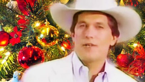 George Strait – When It's Christmas Time in Texas (VIDEO) | Country Music Videos