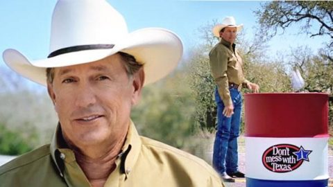 George Strait – Don't Mess with Texas   Country Music Videos
