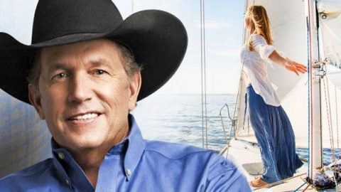 George Strait – She Took The Wind From His Sails (VIDEO) | Country Music Videos
