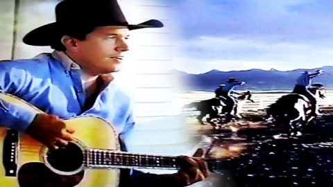 George Strait: The Man Who Made Wranglers Famous (Original Commercial) | Country Music Videos