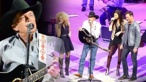 George Strait & Little Big Town – You Look So Good In Love (LIVE) (VIDEO) | Country Music Videos