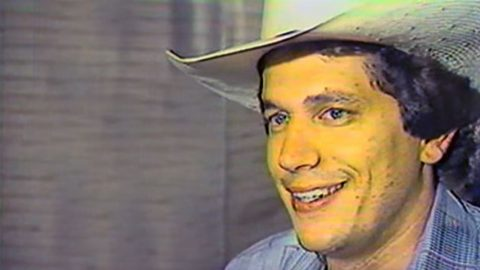 UNCOVERED: 1982 Interview With A Humbled George Strait During His Rise To Fame | Country Music Videos