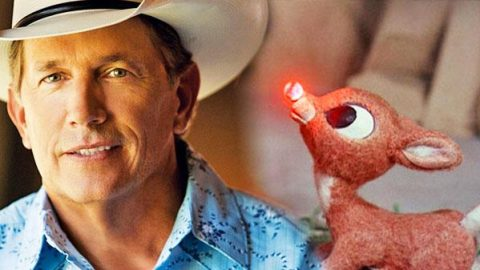 George Strait – Rudolph The Red-Nosed Reindeer (VIDEO) | Country Music Videos