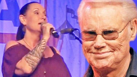 Georgette Jones Gracefully Sings 'Choices' In Tribute To Her Legendary Father | Country Music Videos