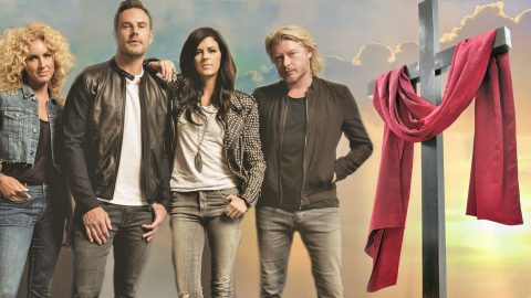 """Little Big Town's """"Girl Crush"""" Gets Turned Into A Worship Song 