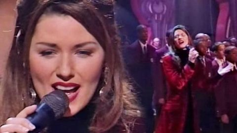 Shania Twain – God Bless the Child (feat. The Boys Choir of Harlem) (VIDEO) | Country Music Videos