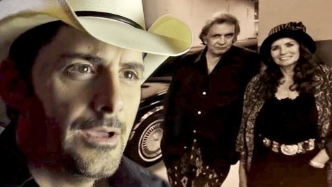 Brad Paisley Pays Tribute To Johnny & June In Heart-Tugging New Video | Country Music Videos